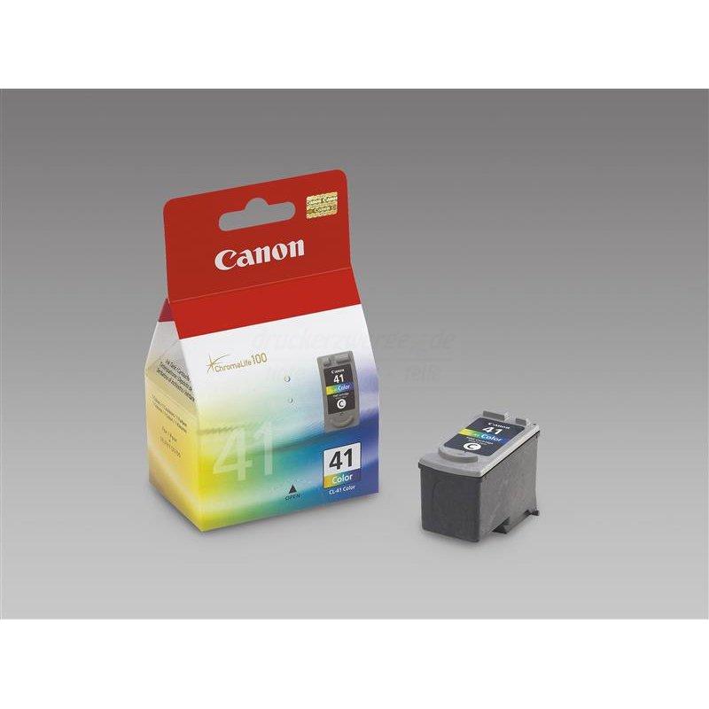 canon cl 41 druckerpatrone farbig 12ml druckerzwerge shop. Black Bedroom Furniture Sets. Home Design Ideas