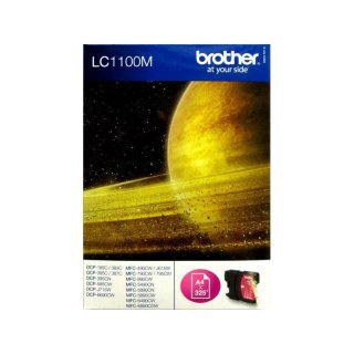 Brother LC1100M Tintenpatrone magenta