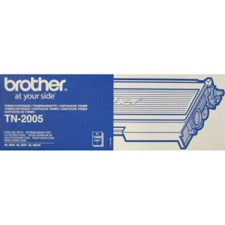 Brother TN-2005 Toner schwarz