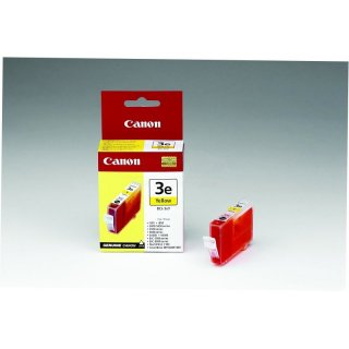 Canon BCI-3eY Druckerpatrone yellow (4482A002)