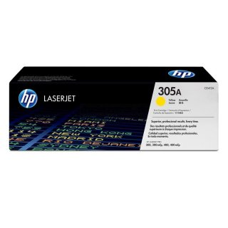 HP CE412A / 305A yellow Toner