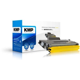 KMP B-T21 kompatibel zu Brother TN-2120 Toner schwarz