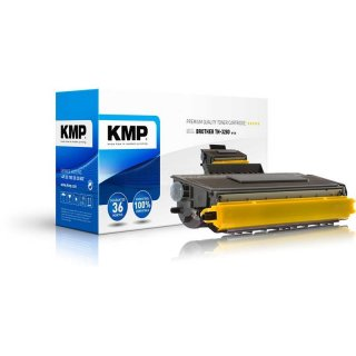 KMP B-T30 HC kompatibel zu Brother TN-3280 Toner schwarz