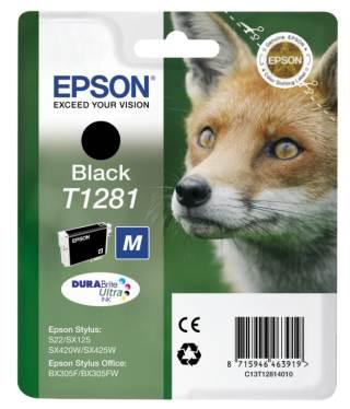 Epson T1281 schwarz