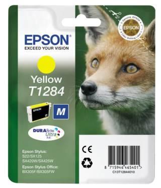 Epson T1284 gelb
