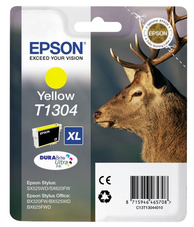 Epson T1304 gelb